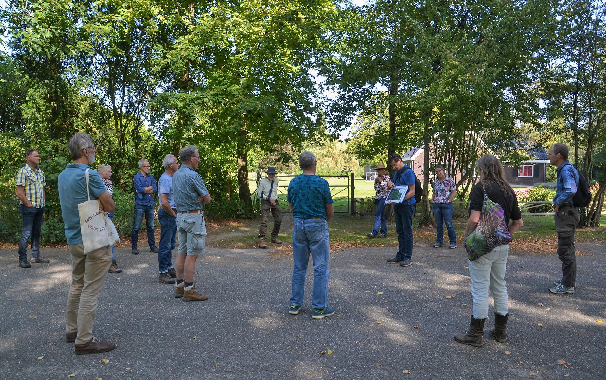 Buur maakt Natuur vrijwilligersmiddag De Zumpe - Stef Veldkamp